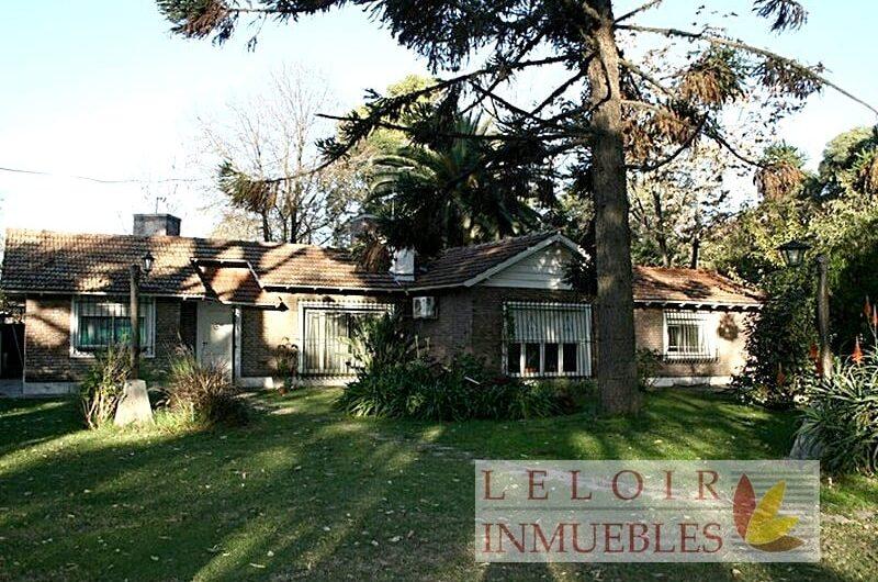 Parque Leloir – Codigo 5643