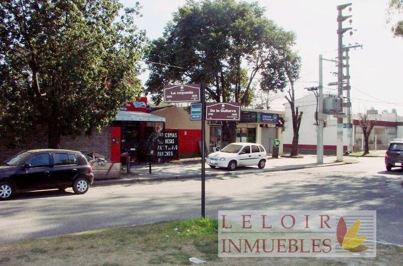 Parque Leloir – Codigo 41413460