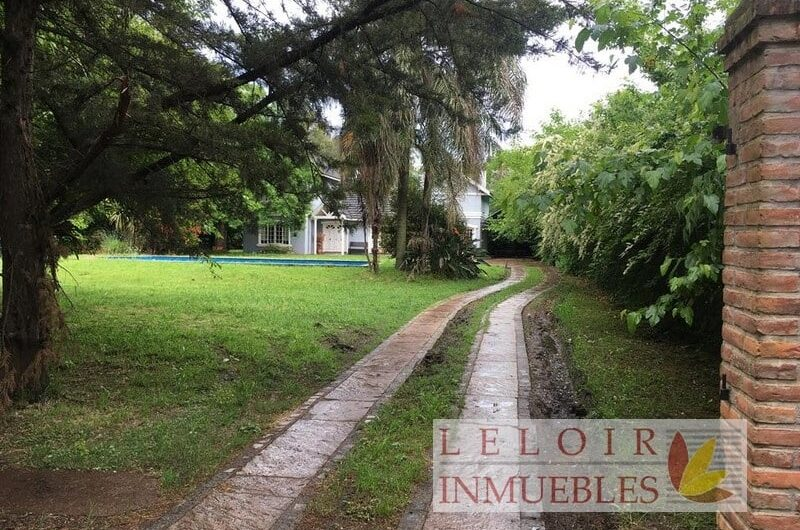 Parque Leloir – Codigo 5525