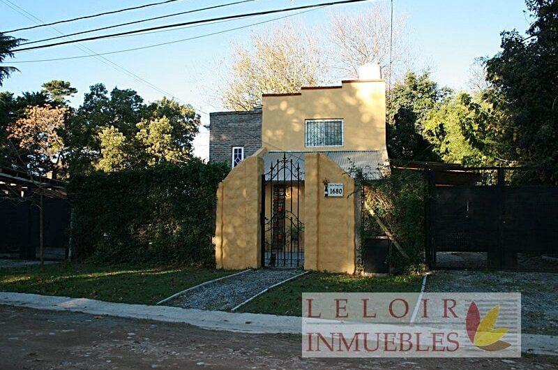 Parque Leloir .- Codigo 44706268
